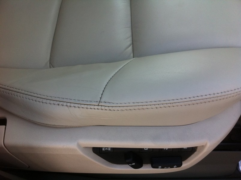 Cost To Dye Leather Car Seats