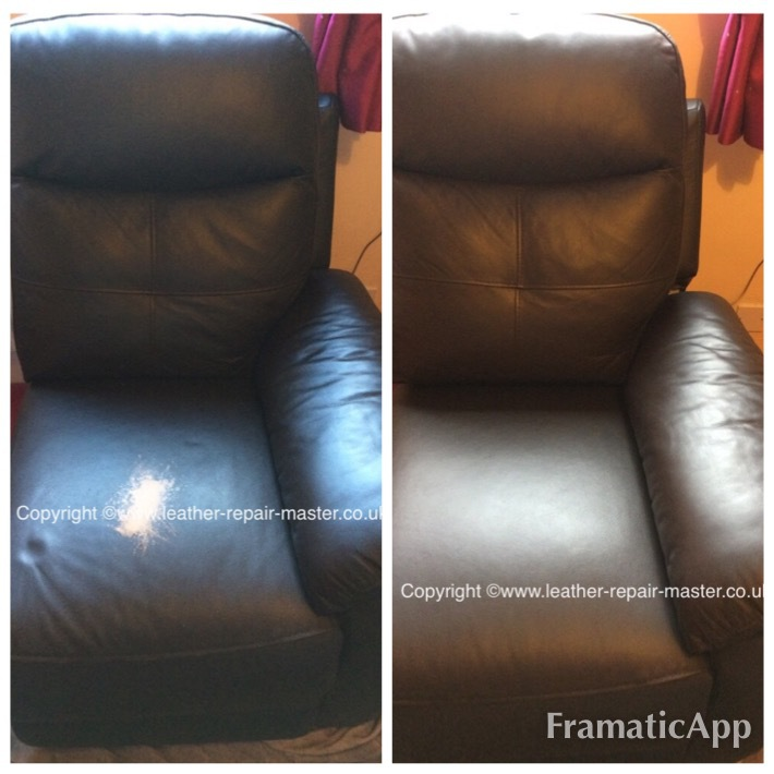 Ekornes Leather Chair Repair Newbury, Reading, Basingstoke